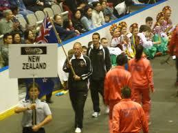 In Memorium (Jamie Montgomery) - NEW ZEALAND WUSHU