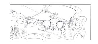 Small Picture Heaven Coloring Page Coloring Home