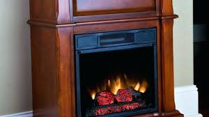 Procom MH30TBFLMTA Hearth Space Heater Mantel SurroundMini Fireplace