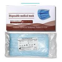 In Stock Disposable Face Mask <b>3</b> Ply Filter with <b>Earloop</b>, <b>3 Layer</b> ...