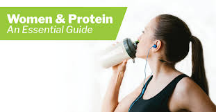 women and protein an essential guide