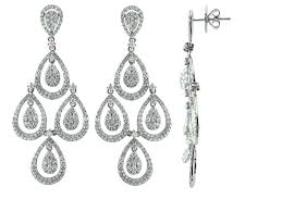 diamond chandelier earrings uk for wedding indian gold wed