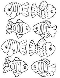 Small Picture Group Of Fish Coloring Pages Coloring Pages