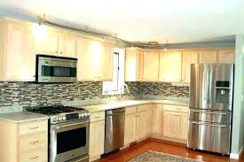 Kitchen Cabinet Resurfacing Kit Fascinating Kitchen Cabinet Refacing Los Angeles Kits Home Depot Kitchen