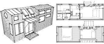 tiny house plans wheels unpublished