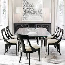 full size of dining room large glass dining room table black glass dining room table and