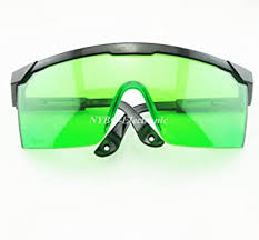 Safety Glasses 400nm-450nm Violet/Blue <b>Laser Protection</b> Goggles ...