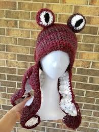 Crochet Octopus Hat Pattern Beauteous Octopus Hat Danni Mae