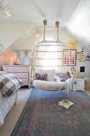 girls bedroom hanging chair