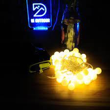 Dây đèn LED USB chống nước dây đèn trang trí cắm trại - Đi Outdoor