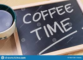 Time To Break Coffee Time Stock Photo Image Of Love 136211282