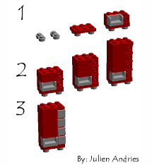 How To Build A Lego Vending Machine