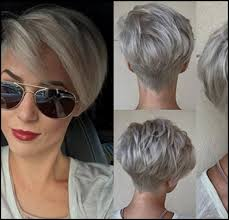 Awesome Frisuren Top Kurzhaarfrisuren Damen 2018 Angesagte