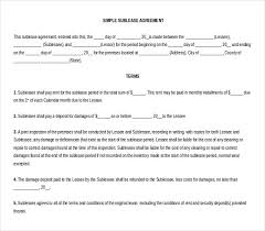 Use our free online agreement forms and contract template for businesses. 15 Microsoft Word Agreement Templates Free Download Free Premium Templates