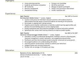 cover letter ravishing special education teacher resume samples resume examples 2012