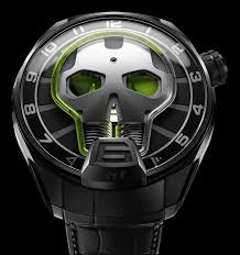 the limited edition hyt skull watch comes a futuristic iron the limited edition hyt skull watch comes a futuristic iron man inspired dial