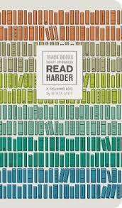 Reading Log Chart Read Harder A Reading Log Track Books Chart Progress