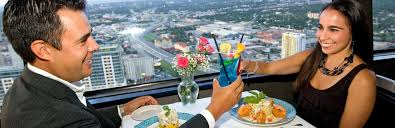 Chart House San Antonio Happy Hour Tower Of The Americas Taking Entertaiment Fine Dining To