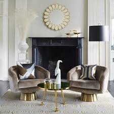 Interior Design Living Room Uk Interiors Trends Youll Be Lusting After In 2016 Daily Mail Online