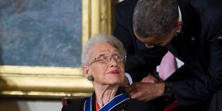 Katherine Johnson, NASA math genius of 'Hidden Figures' turns 101