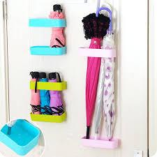 wall mounted umbrella stand new self adhesive umbrellas stand umbrella holder drain rack wall length handle