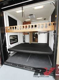electric bed lift for toy hauler pictures