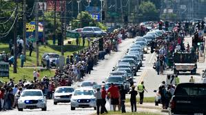 Image result for Muhammad ali funeral