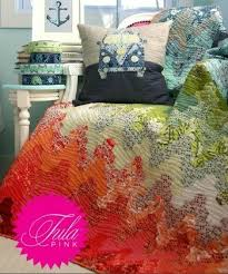 Hex on the Beach Quilt Kit by Tula Pink - 0 & Hex on the Beach Quilt Kit by Tula Pink Adamdwight.com