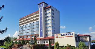 Отель Балтика в Калининграде Главная