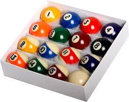 pool table balls. Brilliant Balls Amazoncom  Empire USA Mini Pool Ball Set 15Inch Billiard Balls  Sports U0026 Outdoors For Table
