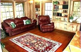 mountain lodge style rugs area cabin deer modern interior design medium size for home decorating ide