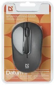 Купить <b>Мышь Defender Datum MM-285</b> Black USB по низкой цене ...