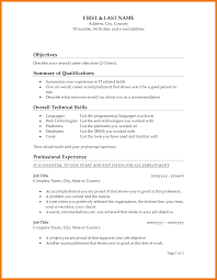 7 Strong Objectives For Resume Mbta Online