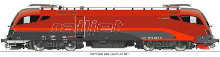Railcolor Net Modern Locomotive Power Railcolor Www