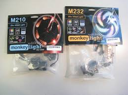Monkeylectric Monkey Light M210 Monkeylectric Monkey Light M210 And M232 Wheel Light Review