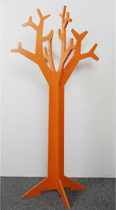 Coat Rack Tree Stand Natural wood finishes furniture coat tree stand plans simple side 4