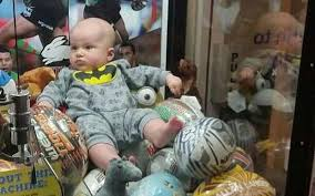 Baby Vending Machine Best How Do You Get A Baby Stuck In A Vending Machine Telegraph