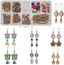 SUNNYCLUE 1 Box 20pcs Dangle Tray Earring ... - Amazon.com