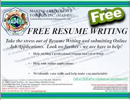 Resume Preparation Online Resume Cover Letter Preparation Online Job Search