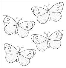 butterfly template simple doc 736977 kite template 25 best ideas about kite template ( on free templates for contracts of employment