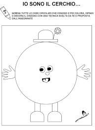 Disegni Geometrici Per Bambini Da Colorare Disegno The Baltic Post