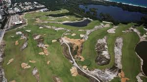 In 1,438 days, the first round of the next olympics golf tournament will begin at kasumigaseki country club on the outskirts of tokyo. Rio Abandons Olympic Golf Course And Bans Media Access As Com