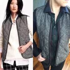 52% off Old Navy Jackets & Blazers - Old navy herringbone quilted ... & Old navy herringbone quilted vest s Adamdwight.com