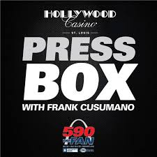 Segment 3 - Jim Heuer and Brian Hoffman 5/21/19 05/21 by The Press Box -  Frank Cusumano | Sports