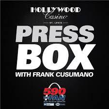 Segment 3 - Jim Heuer and Brian Hoffman 5/21/19 05/21 by The Press Box -  Frank Cusumano | Sports
