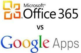 google office website. office 365 vs google docs website