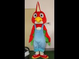 Red Turkey <b>Mascot</b> Costume <b>Chicken</b> Costume <b>Adult Size</b> ...