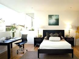 home office bedroom combination. Home Office In Bedroom Ideas Combination Guest Room O