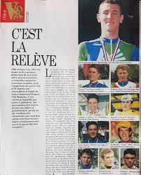 ▻ ANTHONY LANGELLA REMPORTE LE VELO D'OR 1996