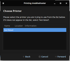 The more i look into these epson printer the less i like them. Total Noob Install A Epson Sx105 Printer Solus Forum